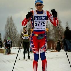 Skiing 90 km - Bruno Perrier (5775)
