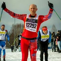 Skiing 90 km - Kjell Erik Wennberg (12292)