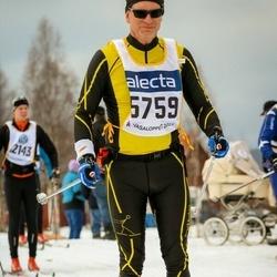 Skiing 90 km - Jan-Olof Furehed (5759)