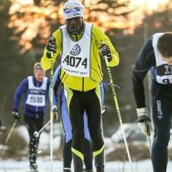 Skiing 90 km - Deogracious Piero Mukisa (14074)