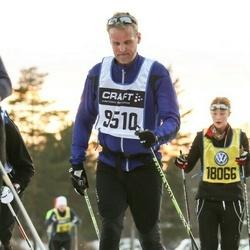 Skiing 90 km - Christer Hernström (9510)