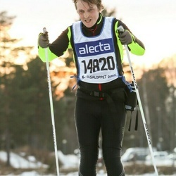 Skiing 90 km - Anders Barck (14820)