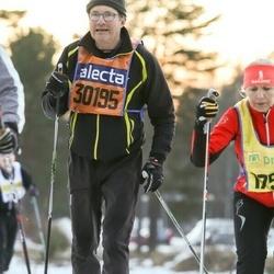 Skiing 90 km - Carl-Henrik Stime (30195)