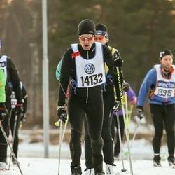 Skiing 90 km - Anders Grände (14132)