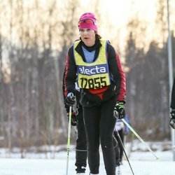 Skiing 90 km - Jannica Sigurdsson Bengtsson (17855)
