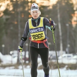 Skiing 90 km - Dorte Rönning (18966)