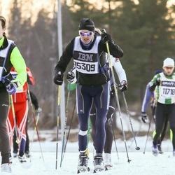 Skiing 90 km - Einar Krog (15309)