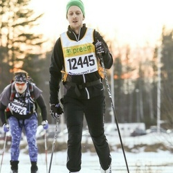 Skiing 90 km - Daniel Wendefors (12445)
