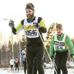 Skiing 90 km - Andreas Brink (10546)