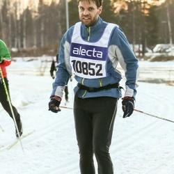 Skiing 90 km - Jasper Slot (10852)