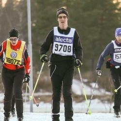 Skiing 90 km - Bo Rosenlöw (9708)