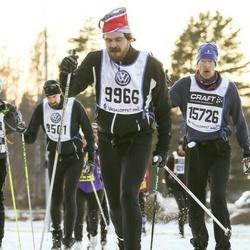 Skiing 90 km - Erik Stam (9966)