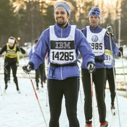 Skiing 90 km - Andreas Fransson (14285)