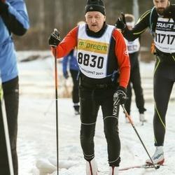Skiing 90 km - Håkan Strandén (8830)