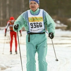 Skiing 90 km - Örjan Kampegård (9366)