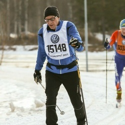 Skiing 90 km - Håkan Rudklint (15148)