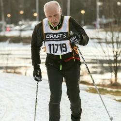 Skiing 90 km - Åke Berggren (11719)