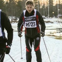 Skiing 90 km - Christer Laggar (14723)