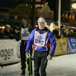 Skiing 90 km - Daniel Lundberg (12156)