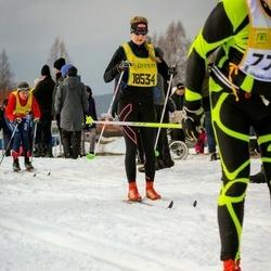 Skiing 90 km - Frida Cronqvist (18534)