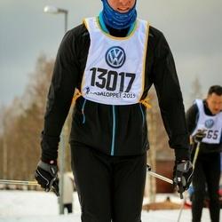Skiing 90 km - Eivind Brannsten (13017)