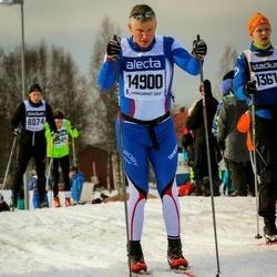 Skiing 90 km - Bo Sköld (14900)
