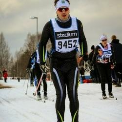 Skiing 90 km - Adam Fridh (9452)