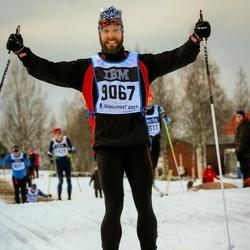 Skiing 90 km - Per Johansson (9067)