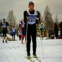 Skiing 90 km - Henrik Joelsson (6855)