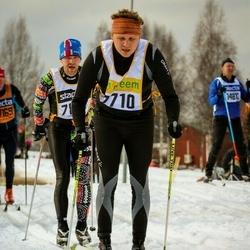 Skiing 90 km - Anders Lundberg (7710)