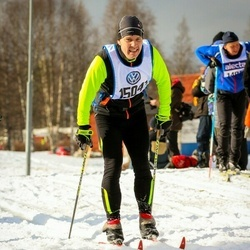 Skiing 90 km - Andreas Andersson (15041)