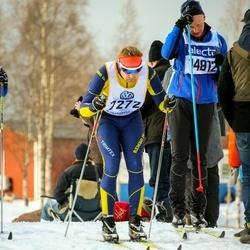 Skiing 90 km - Dennis Sohlin (7272), Johan Andersson (14812)