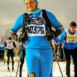 Skiing 90 km - Simone Bombardieri (10376)