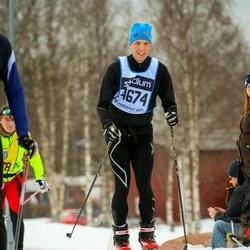 Skiing 90 km - Anders Hagberg (4674)