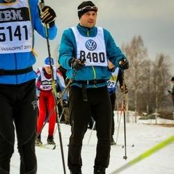 Skiing 90 km - Jani Ainikkamäki (8480)