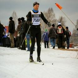 Skiing 90 km - Anders Troive (7501)