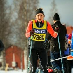 Skiing 90 km - Christine Evensson (17886)