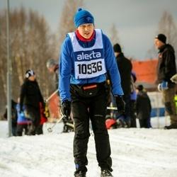 Skiing 90 km - Daniel Wikberg (10936)