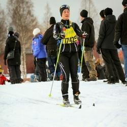 Skiing 90 km - Catrin Nilsson (17429)