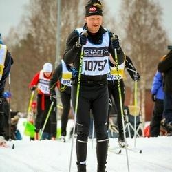 Skiing 90 km - Fredrik Hultén (10757)
