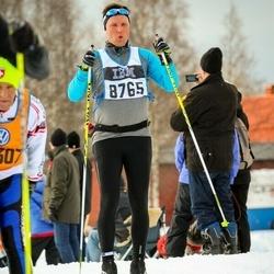 Skiing 90 km - Andreas Åhnstrand (8765)