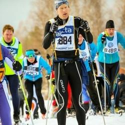 Skiing 90 km - Christian Månsson (11884)
