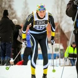 Skiing 90 km - Aslak Svarva (6325)