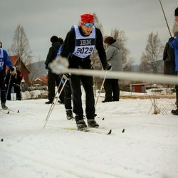 Skiing 90 km - Anders Josefsson (9029)