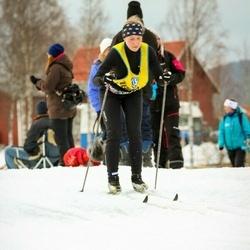 Skiing 90 km - Jannike Rönnblom (18094)