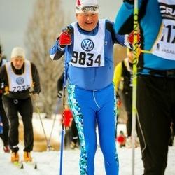 Skiing 90 km - Eckhard Kadner (9834)