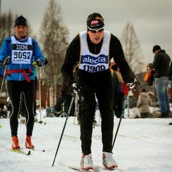 Skiing 90 km - Erik Westergård (11908)