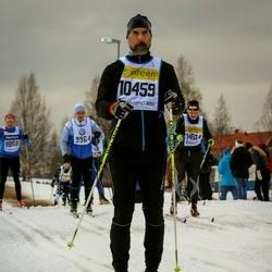 Skiing 90 km - Fredrik Edlund (10459)