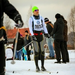Skiing 90 km - Erik Strömqvist (9892)
