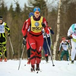 Skiing 90 km - Jenni Hesselberg Indby (19254)